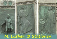 Martin Luther-3 Stationen-Logo