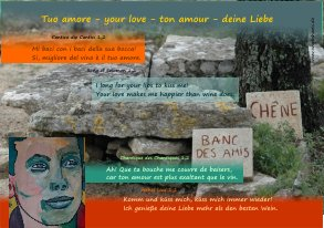 Tuo amore-your love-ton amour-deine Liebe-s